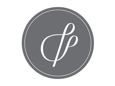 Pick & Ponder Icon icon design identity identity design design logo design ampersand pickandponder