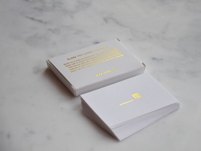 Blank You Cards greeting card blank you fuck you thank you gold packaging design cards typography letterpress gold foil stationery design