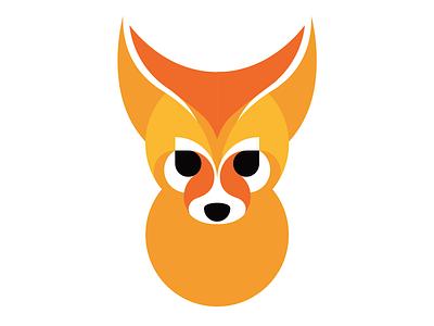 Foxy fox fox colour animal cute illustration