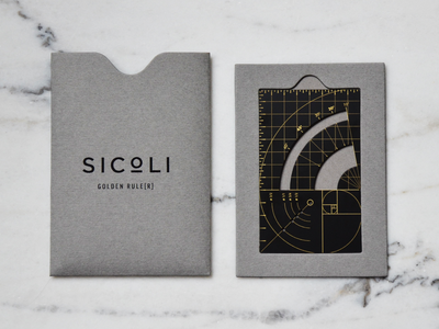 The Golden Rule(r) - But wait, it's actually black. brass product designer packaging product design packaging design tool architecture angles draft draw measure ruler golden rule golden ratio fibonacci design industrial design