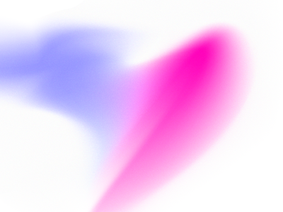 Gradient Experiment No. 2 vector illustrator illustration aurora dancing light texture grain dance purple pink color flow gradient