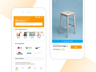 Mobile E-Commerce - Mobile Apps Marketplace product detail mobile marketplace