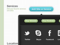 Add Service