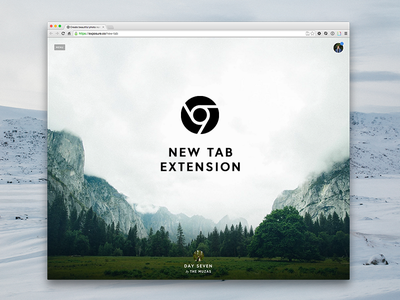 Exposure New Tab Extension