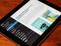 Reader app idea