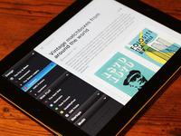 Reader App Idea in Full