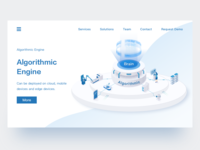Algorithmic Engine