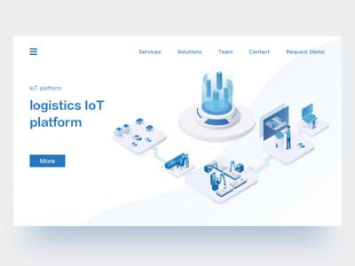 logistics IoT platform
