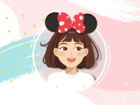Want to go to Disney Hahaha...