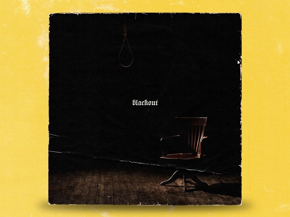 Blackout - Premade album cover