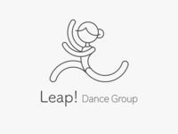 Logo Process - Leap!