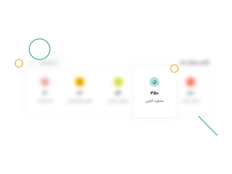 Consulting with Lawyers profile element ui  ux design ui vakil lawyer