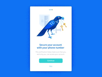 #04 - Daily UI - Sign in Phone Verification Step
