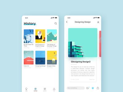 Piece - Read app 02