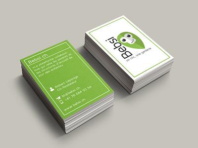 Logo & Business Card Design logo illustration logo animal business cards brand brand identity green business card businesscard digital illustration icon graphicdesign graphic design typography vector branding design logo illustration