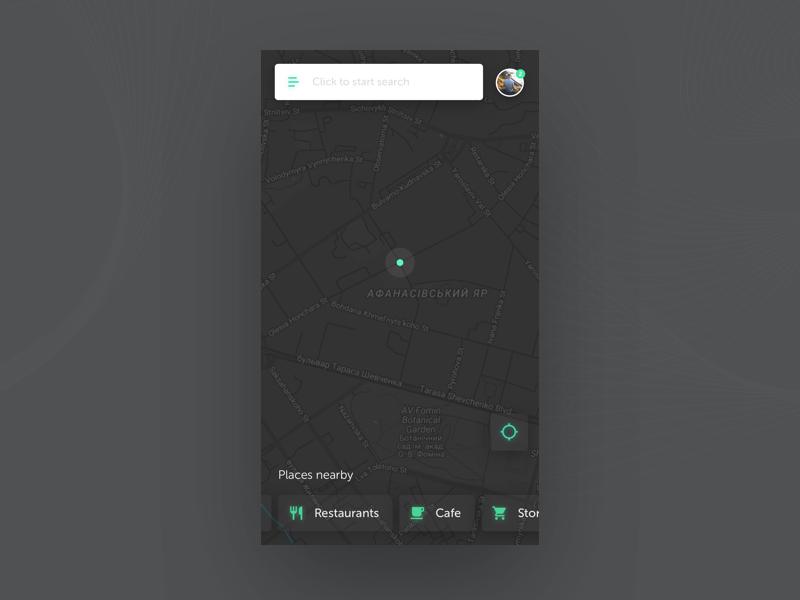 Daily UI challenge #20 — Location Tracker day20 location locationtrackerdesign locationtracker ux design web ui uichallenge userinterface userexperience dailyui