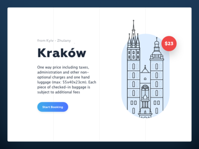 Daily UI challenge #36 — Special Offer
