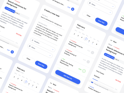 Daily UI challenge #42 — ToDo List