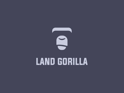 Land Gorilla - Logo Design