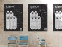 quantum drive album launch poster