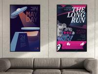 may day & the long run