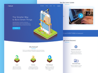 Sufused Landing Page