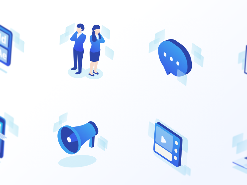 How it works Iconset onboarding advantages page landing header website menthor jobs illustration iconset icon