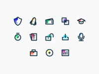 Closelink – Icons