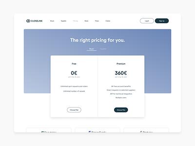 Pricing Page mobile figma sketch pricing flat web design webdesign website ui ux interface design interface