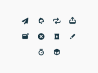 Closelink – Product Icons #2