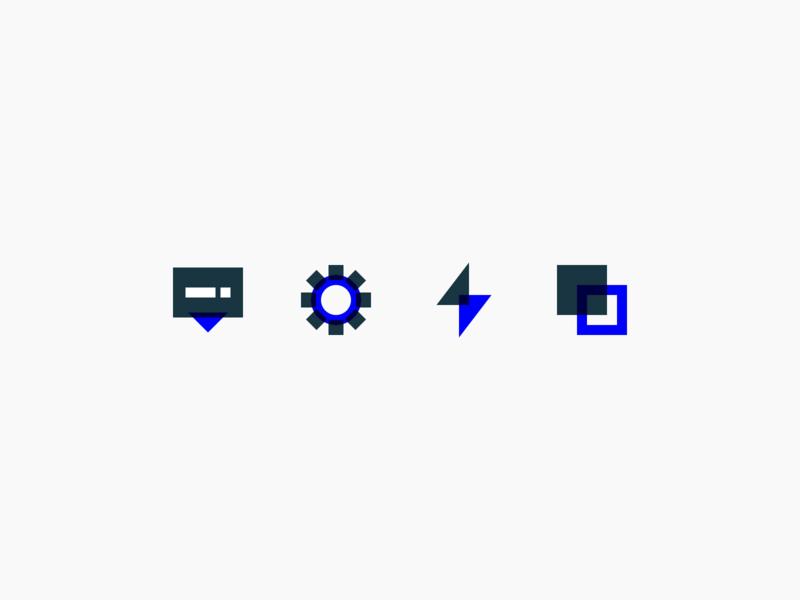 Closelink – Product Icons #4 iconography web product design icon illustration identity mobile interface branding figma ux flat design ui