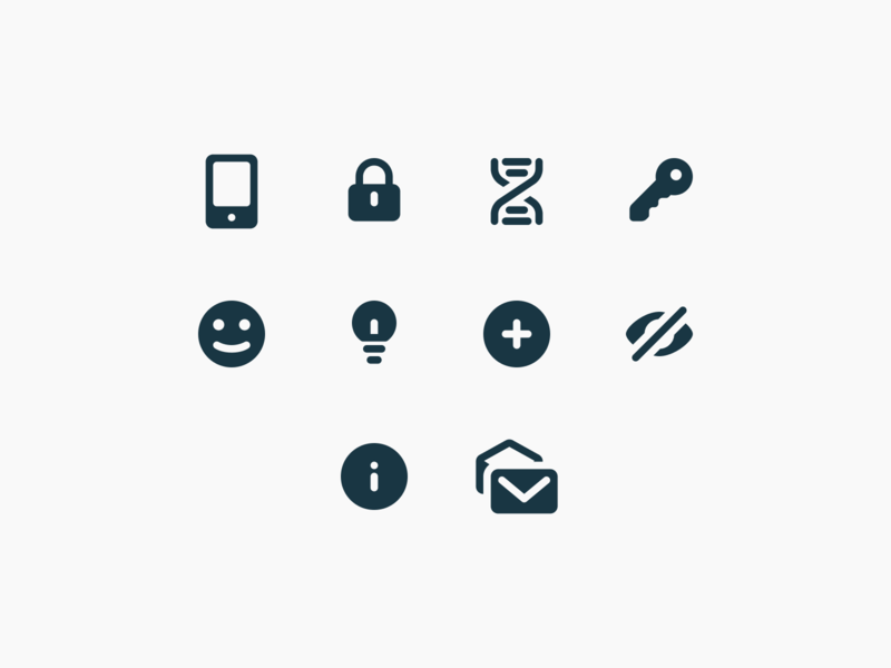 Closelink – Product Icons illustration vector sketch figma product design web ux ui mobile flat product icon design brand identity icons brand