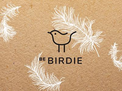 Be Birdie branding label children baby logo brand fashion clothes wear bird birdie kids