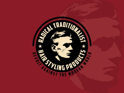 Logo design for Radical Traditionalist