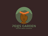 Pele Goddess Logo