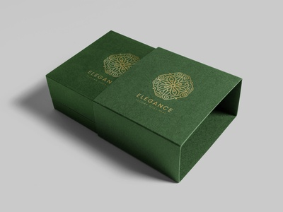 Jewelry Packaging Box Mockups [1]