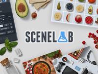 scenelab.io - online scene generator for flatlays