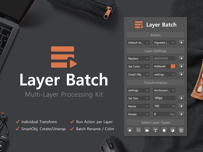 Layer Batch - Multi-Layer Processing Kit