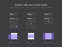 Ratio Switch (Photoshop Extension)