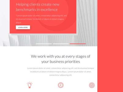 UX/UI Website