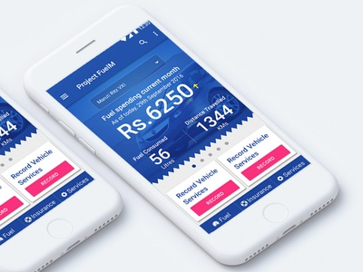 Concept Mobile App for Vehicles concept typography wireframe design user interaction user experience mobile application fuel transport automobile cars mobile app mobile ui ux design ui