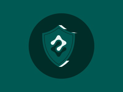 Relationships & Associations | Report Icon 2/4 illustrator graphic design design safe interlocking interlock shield icon vector illustration