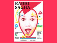 Radio Sagha Poster