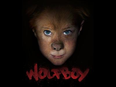 WOLFBOY dog boy wolf
