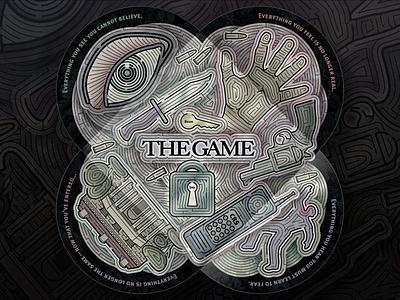 The Game Movie Premiere Invite the game premiere maze