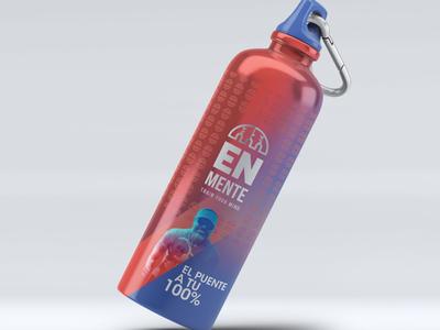 En Mente branding logo promotional sports