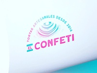 El Confeti identity newyork illustration design illustrator graphicdesigner graphicdesign branding