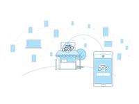 Multiplatform Network for Toky.co