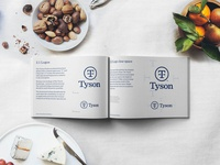 Tyson Foods Brand Guidelines logotype logodesign logo corporate identity corporate id corporate design brand guidelines brand guideline identity design branding and identity branding