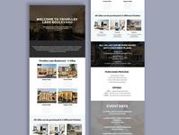 Electronic newsletter: Lake Boulevard